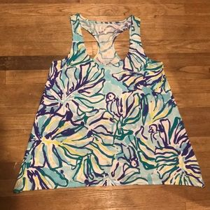 Lilly P tank! New without tags!